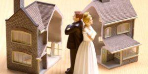 делится имущество при разводе