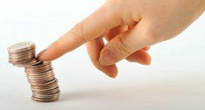 Изменение размера выплат